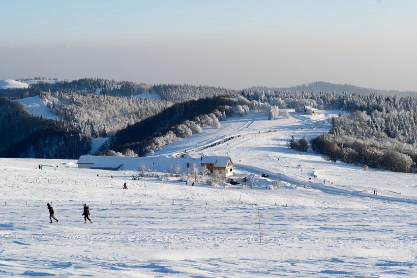 Vosges hiver